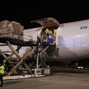 Urgent medical equipment arrived in Serbia with support of EU and UNDP